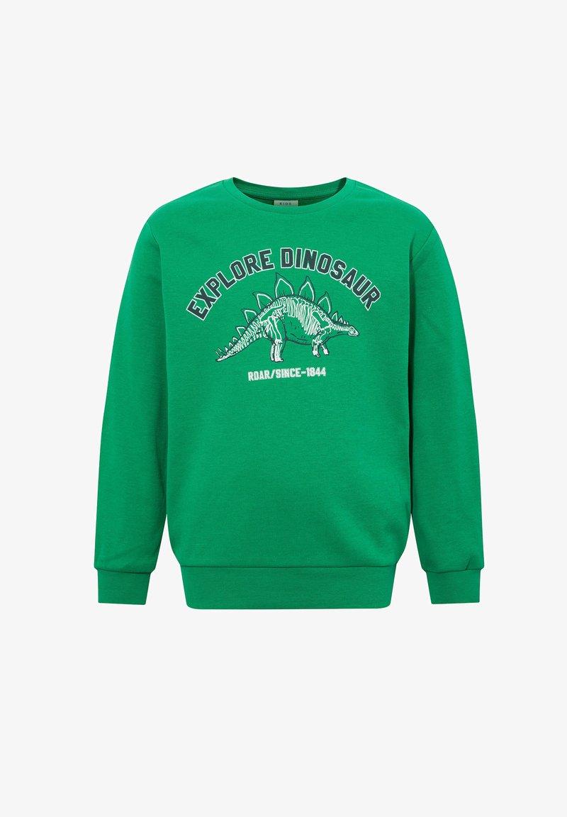 DeFacto - Sweatshirt - green