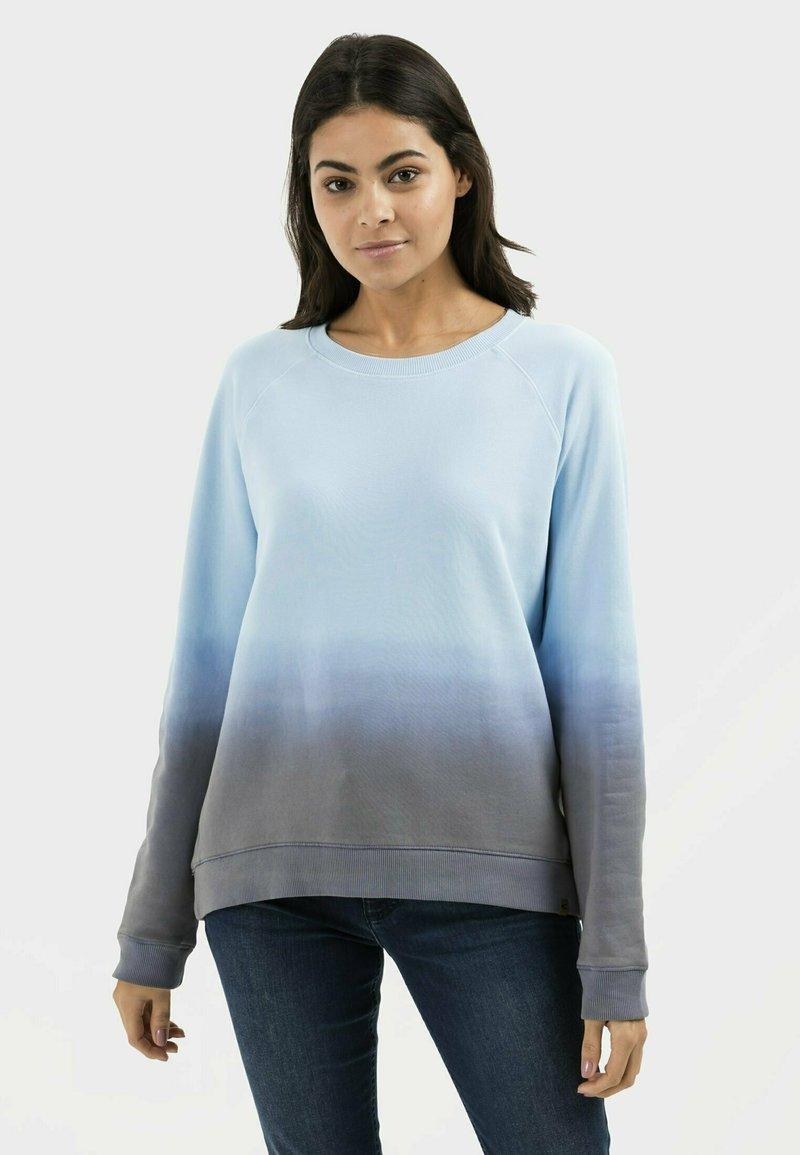 camel active - Sweatshirt - blue