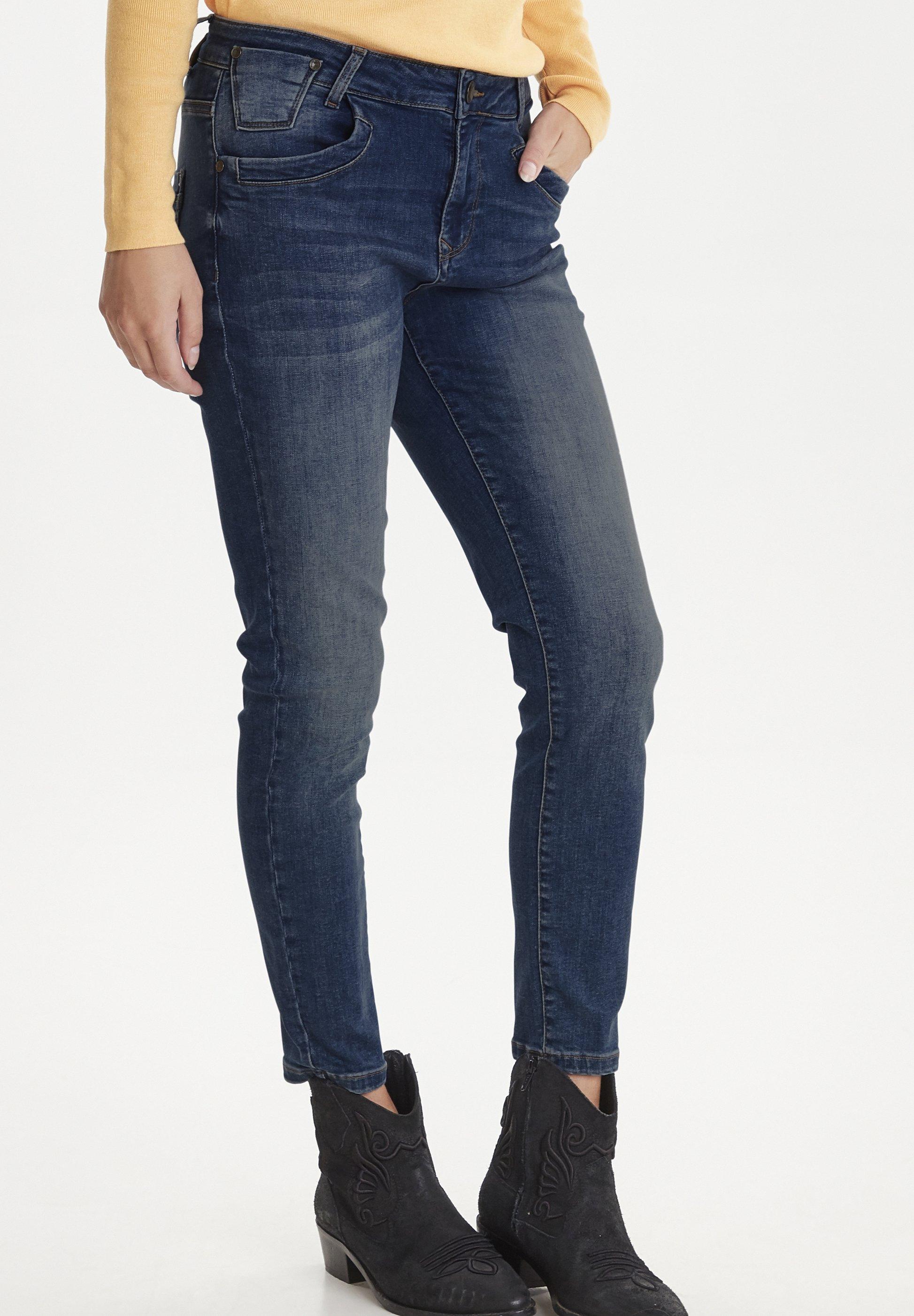 Donna PZTENNA - Jeans Skinny Fit