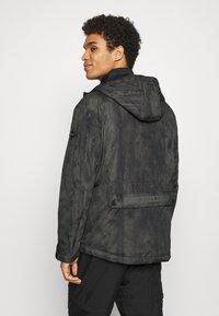 Replay - Winter jacket - black/dark grey - 3