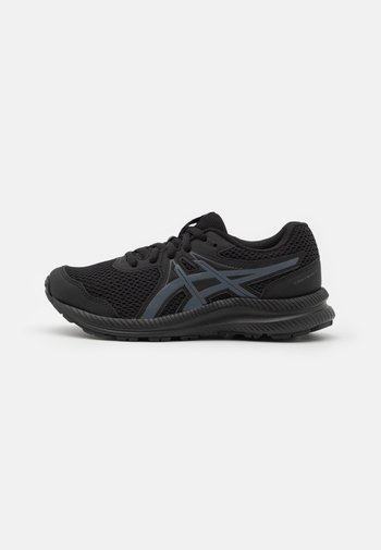CONTEND 7 UNISEX - Neutral running shoes - black/carrier grey