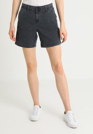 CLEAN  - Shorts - washed black