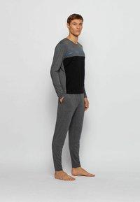BOSS - SET - Pyjama set - grey - 1