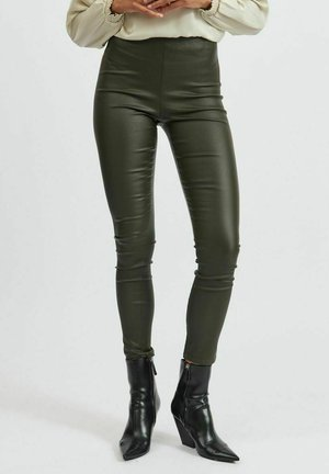 Leggings - Trousers - forest night