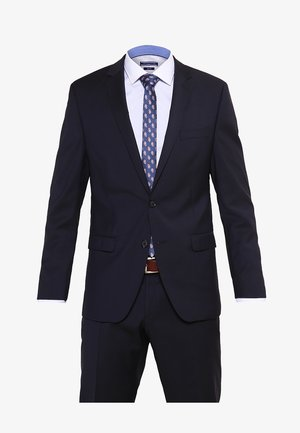 SLIM FIT - Suit - marine
