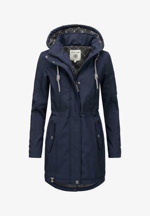 Waterproof jacket - navy21