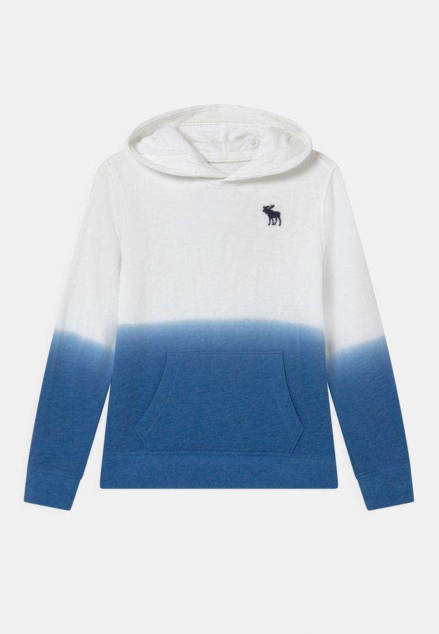 ICON  - Sweatshirt - white/blue