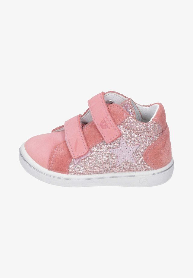 MIA - Touch-strap shoes - strawberry/coral