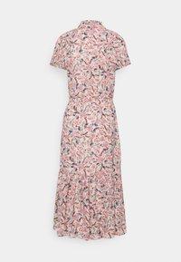 Lauren Ralph Lauren - DRAPEY DRESS - Maxi dress - pink multi - 1