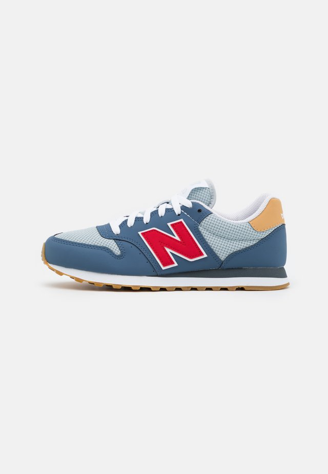500 UNISEX - Sneakers - blue