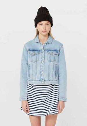 Džínová bunda - blue
