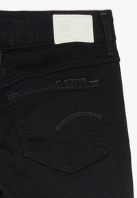 G-Star - SUPER SKINNY - Jeans Skinny Fit - black - 3