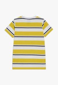 The New - ODWIN - Print T-shirt - sulphur - 1