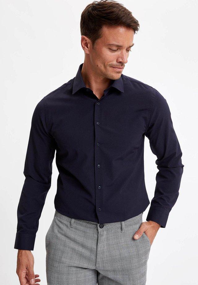 Camisa elegante - indigo