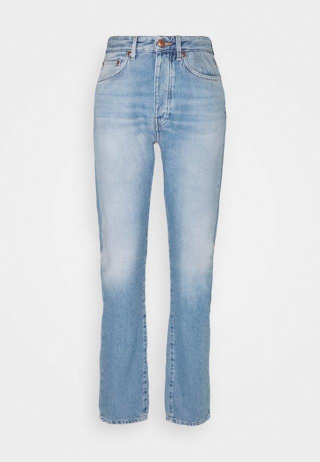 SABRINA - Slim fit -farkut - used blue
