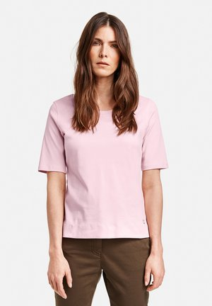 1/2 ARM - Basic T-shirt - rose