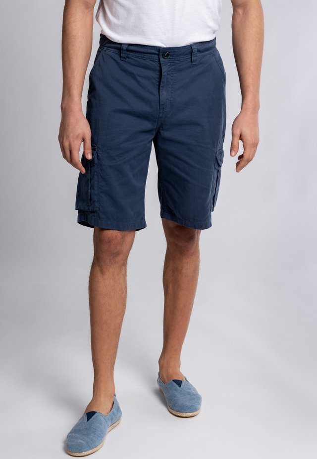 CRAB  - Short - blue