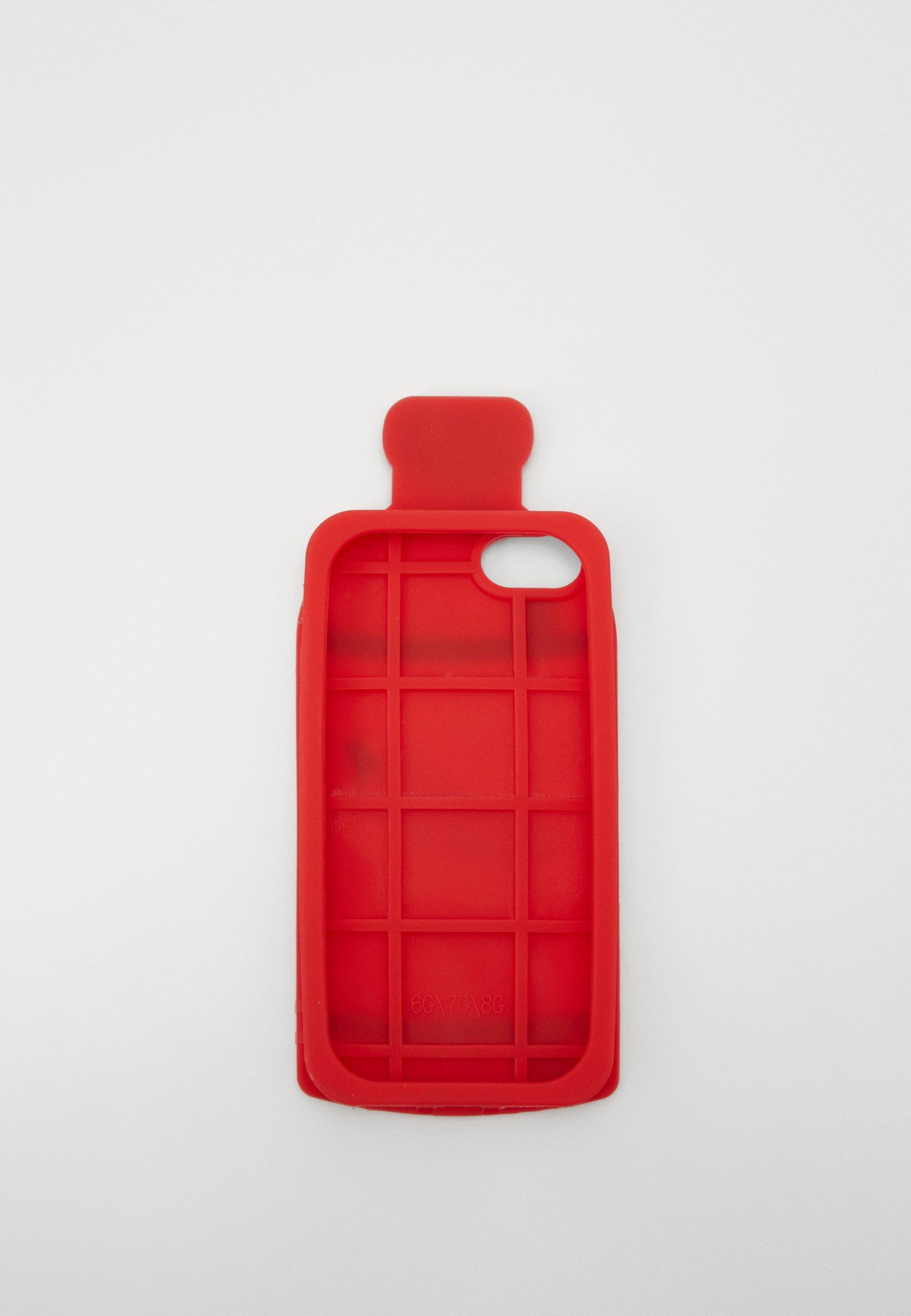 Mister Tee PHONECASE LOBSTER - Mobilveske - red/yellow/rød l3N8eYspd0RaWVM