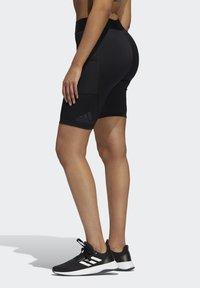 adidas Performance - TECHFIT PERIOD-PROOF - Shorts - black - 2
