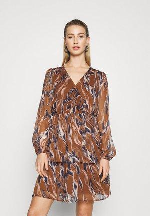 YASASTEA DRESS - Day dress - tortoise shell