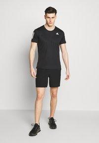 adidas Performance - SATURDAY SHORT - Sportovní kraťasy - black - 1