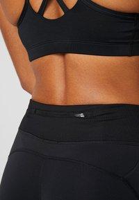 Nike Performance - FAST AIR  - Collant - black/white - 4