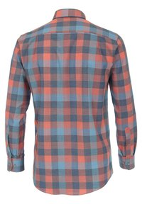 Casamoda - Shirt - orange/blue - 1