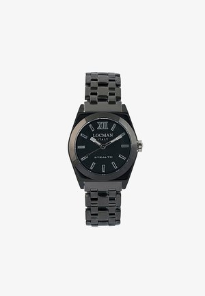Horloge - schwarz