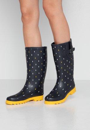 Stivali di gomma - dark blue