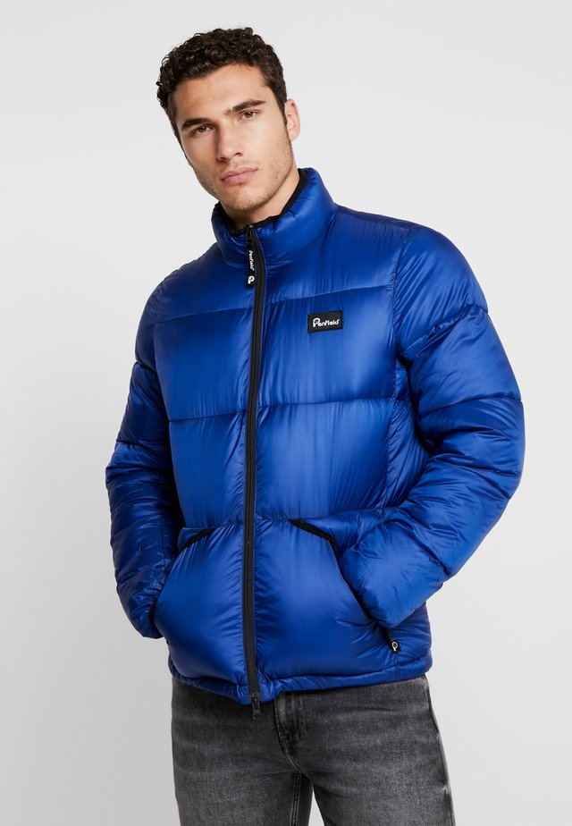 WALKABOUT - Winter jacket - blue