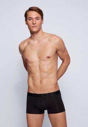 TRUNK SIGNATURE  - Pants - black