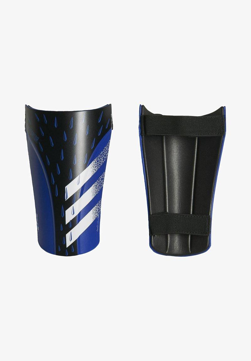 adidas Performance - PREDATOR - Shin pads - blue