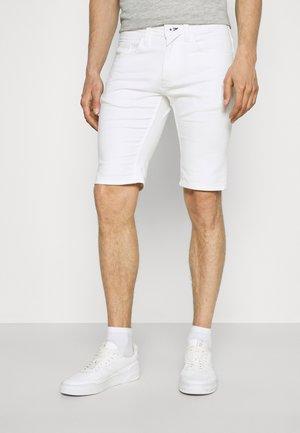 COMMERCIALKEN - Denim shorts - offwhite