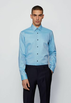 GANOS - Formal shirt - turquoise