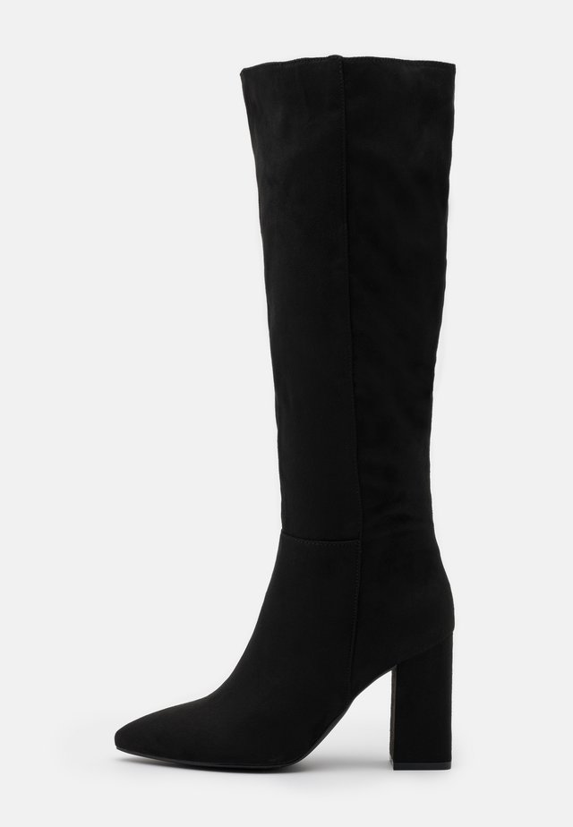 FIREFLY - High heeled boots - black