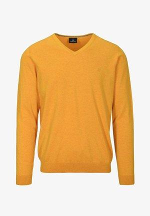 Sweatshirt -  corn mel.