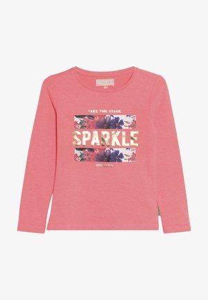 JOUANA - Långärmad tröja - neon peach