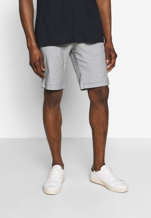 PARIS - Shorts - black/white