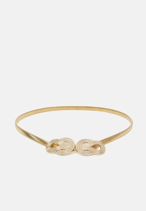 SFRAME - Waist belt - light gold-coloured