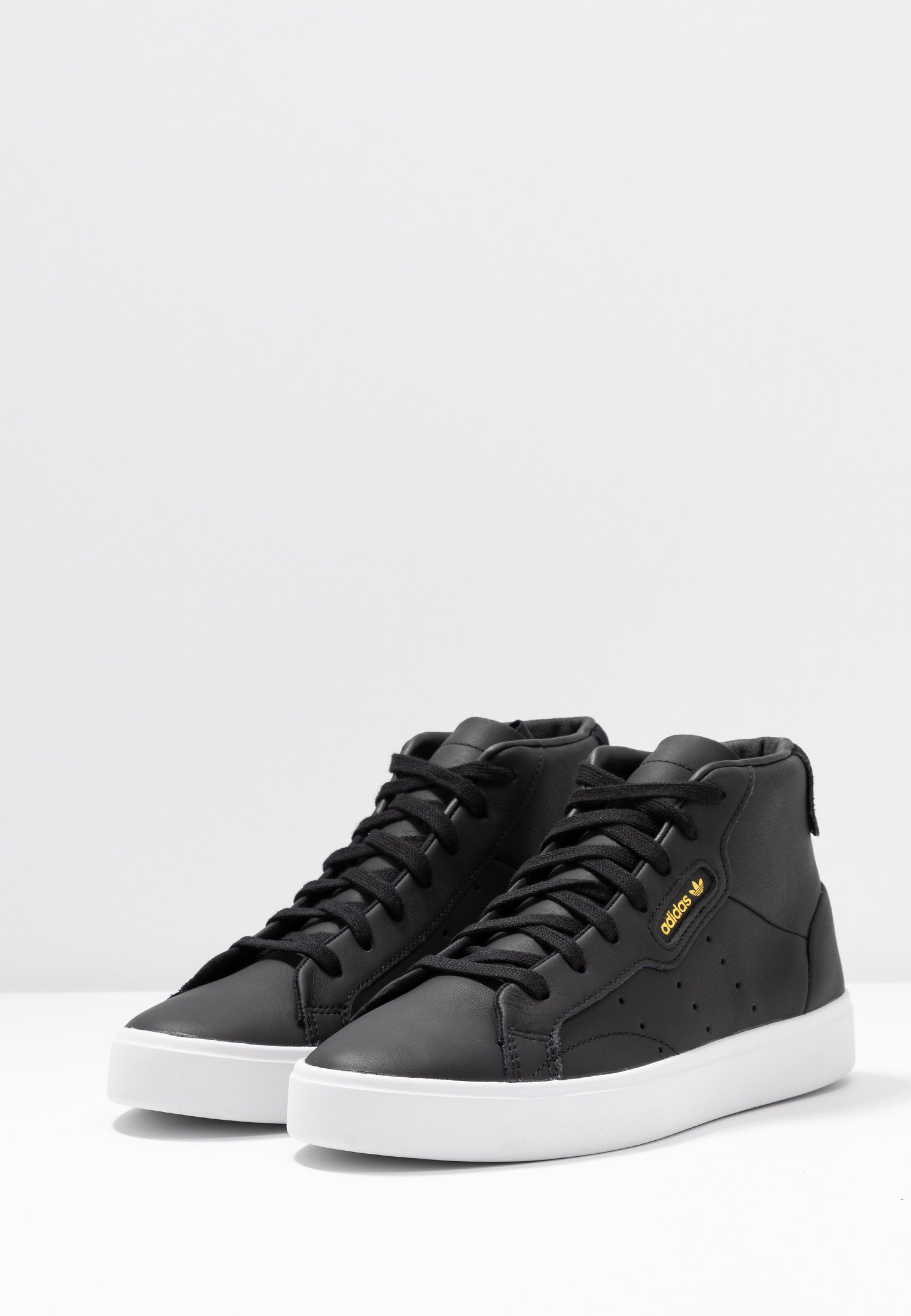 adidas Originals SLEEK MID Høye joggesko core black