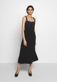 Filippa K - AUDREY DRESS - Cocktailjurk - black - 0