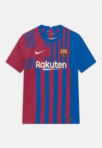 FC BARCELONA UNISEX - Club wear - soar/pale ivory