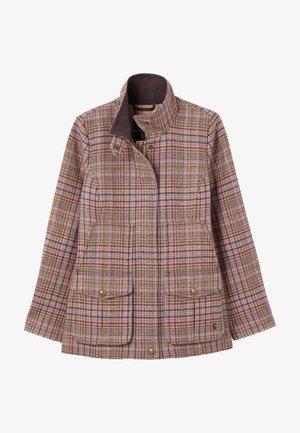 Light jacket - rosa tweed