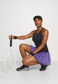 Nike Performance - DRY TANK - Funktionsshirt - black/white - 1