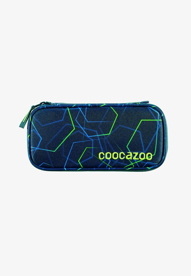 Pencil case - laserbeam blue