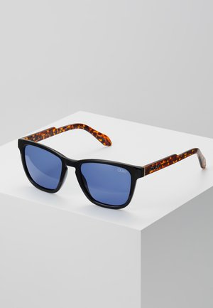 HARDWIRE SUNGLASSES - Sunglasses - black/brown/blue