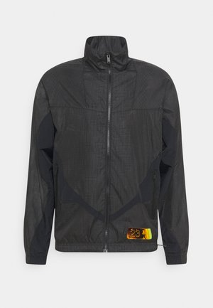 TRACK JACKET - Training jacket - black