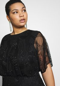 Lace & Beads Curvy - KIARA - Occasion wear - black - 3