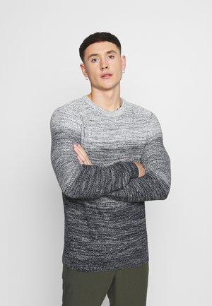 JJEGRAHAM CREW NECK - Jumper - navy blazer