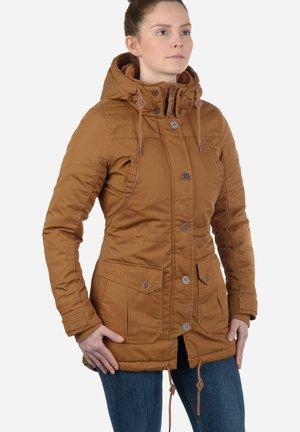 PARKA ANNABELLE - Winter coat - cinnamon